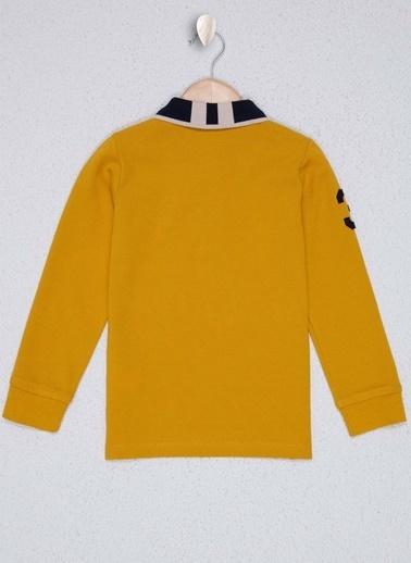 U.S. Polo Assn. Sweatshirt Sarı